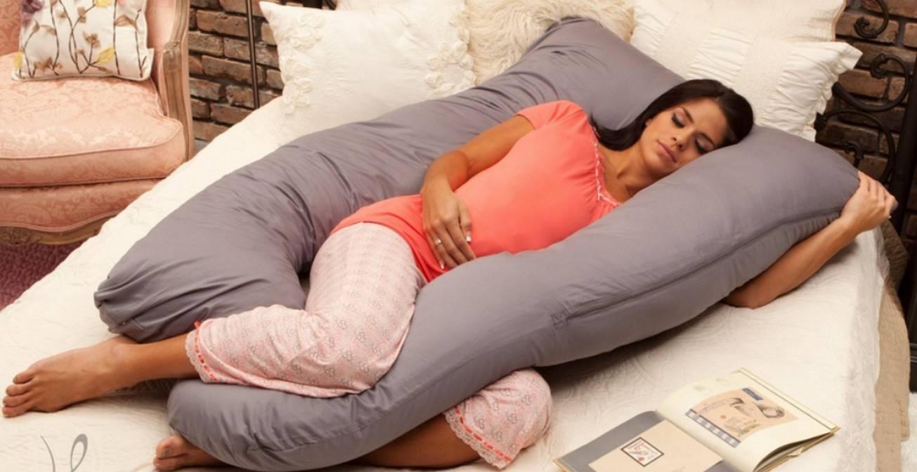 Как спать во время беременности: позы для правильного сна