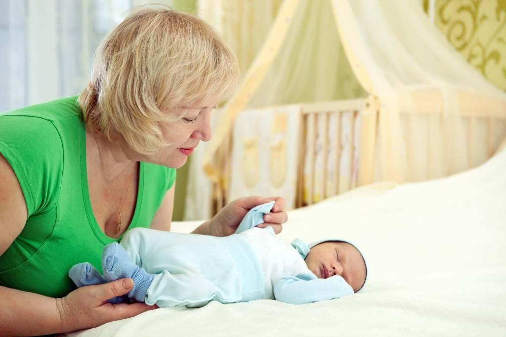 Как вернуть силы после бессонной ночи с малышом