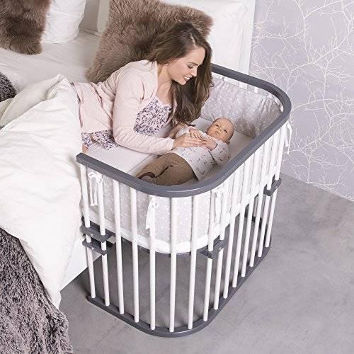 Приставная кроватка для новорожденных (38 фото): детские кровати-приставки, модели chicco для детей, отзывы родителей