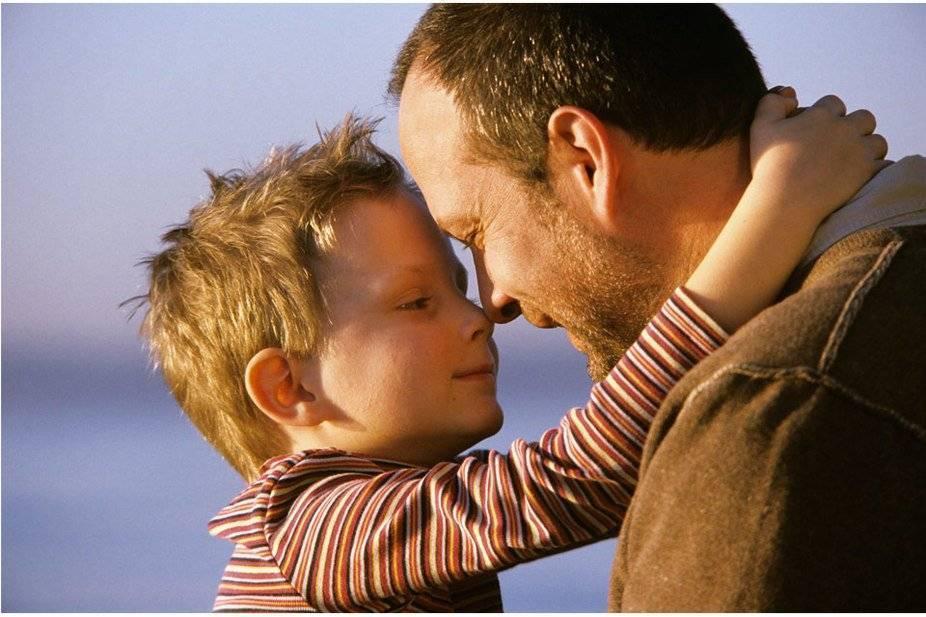Библейские основы настоящего отцовства. — газета протестант