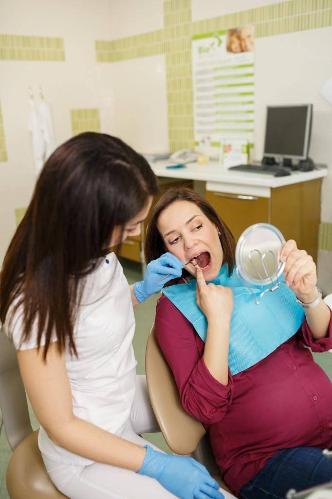 Лечение зубов при беременности с анестезией - препараты, влияние на плод, отзывы