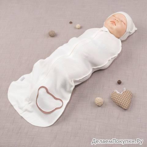 Пеленка-кокон для новорожденных: как сшить или связать спицами и крючком, мастер-классы конвертов-коконов на липучках и молниях