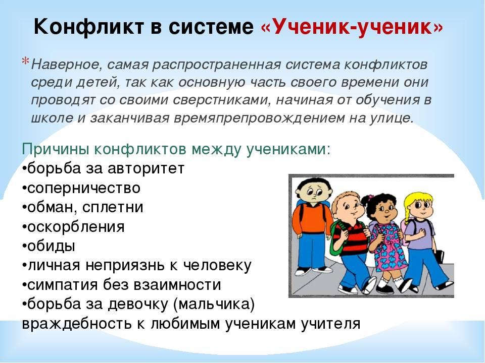 Как разрешить детские конфликты на игровой площадке