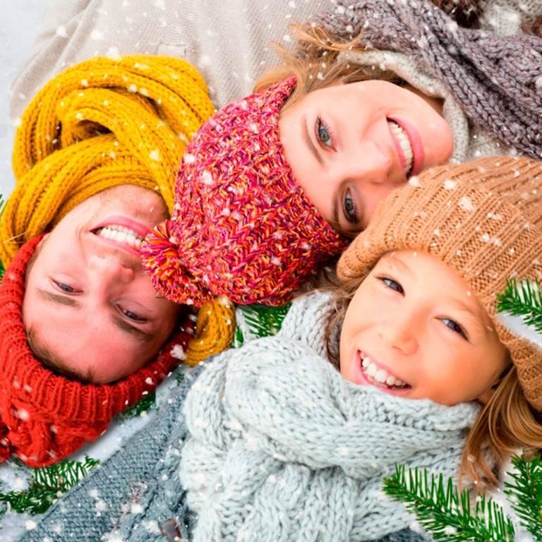 Как устроить новогодний праздник для детей!?