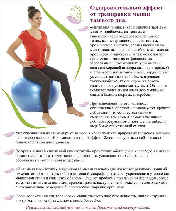 Внутренний мир. укрепляем мышцы тазового дна. упражнения для мышц тазового дна - советы будущим мамам
