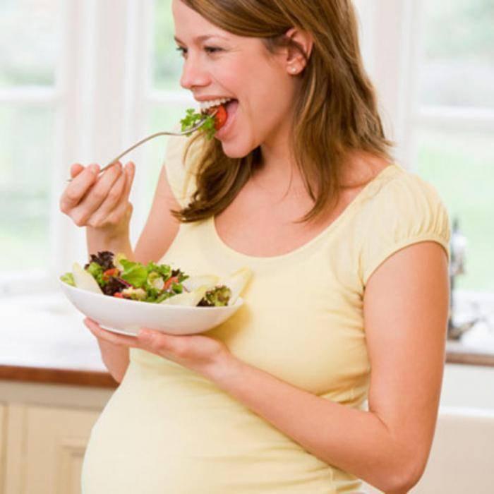 Важность белка в меню при беременности