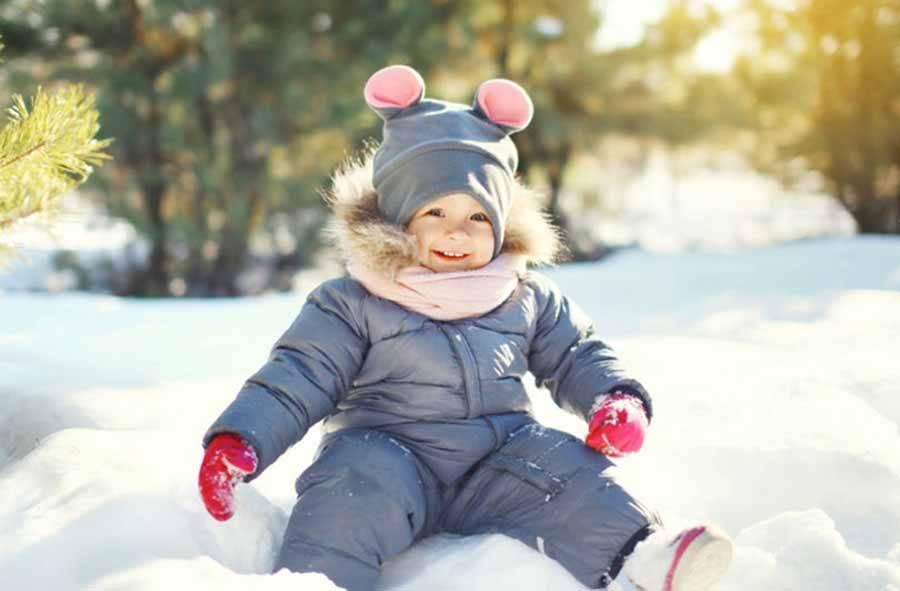 Как одевать ребенка зимой — советы молодым родителям как правильно выбрать одежду для зимней прогулки (110 фото)