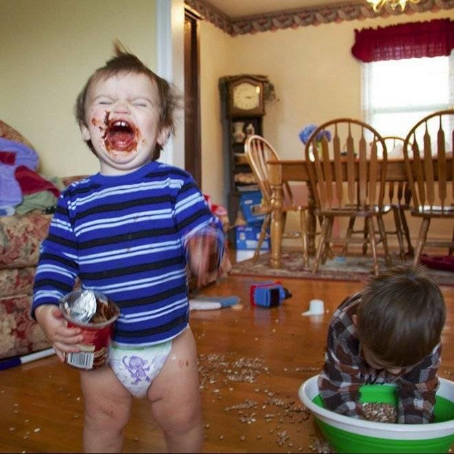 Почему ребенок делает все назло: корректируем и направляем