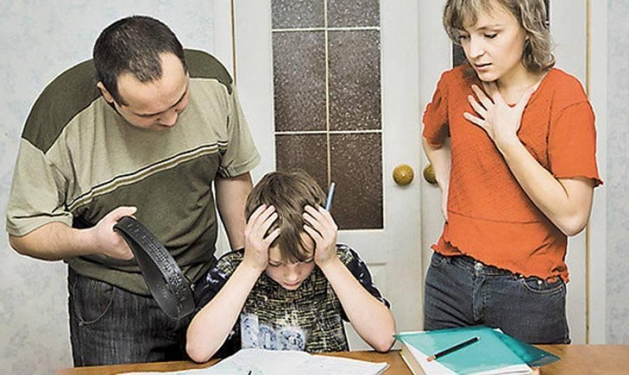 Почему ребенок не уважает отца и мать и что делать?