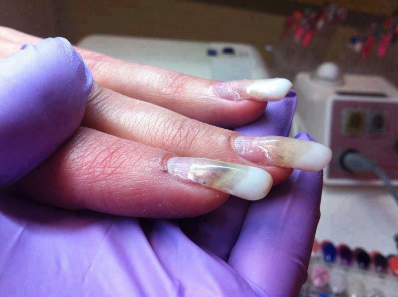 Можно ли покрывать ногти гель лаком во время беременности