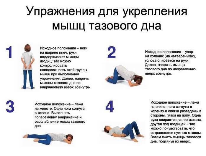 Упражнения для укрепления мышц тазового дна у женщин (упражнения кегеля)   memorial sloan kettering cancer center
