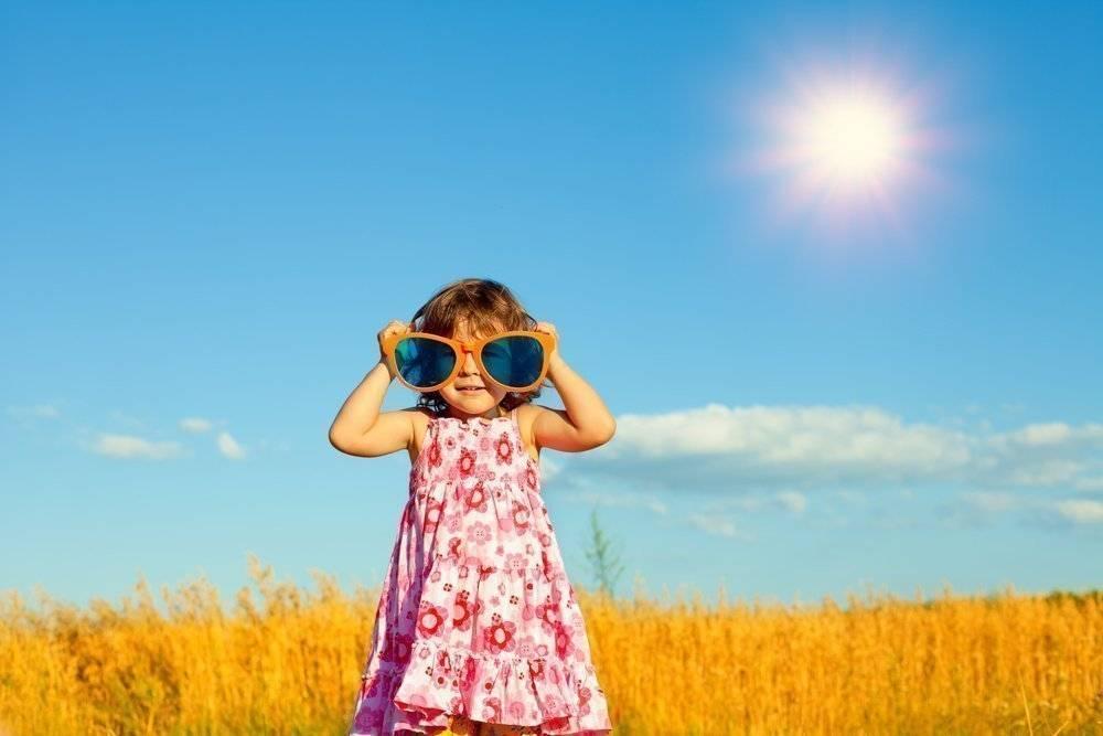 Как защитить грудничка в жаркую погоду
