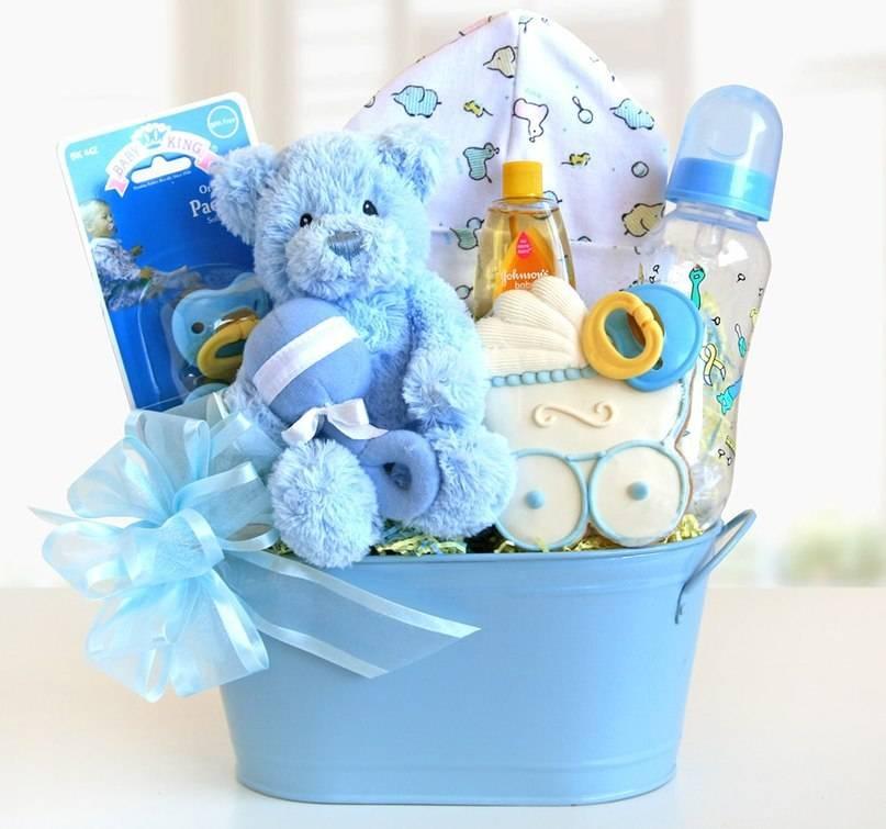 17 идей подарков на рождение ребенка