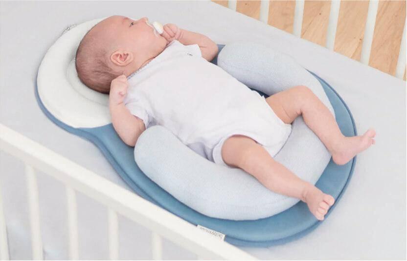 Детская ортопедическая подушка для новорожденных: как правильно пользоваться, формы | для детской | mattrasik.ru