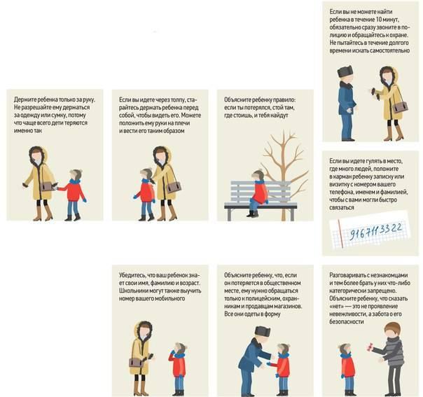 Советы родителям: как справиться со страхом потерять ребенка › новости санкт-петербурга › mr-7.ru