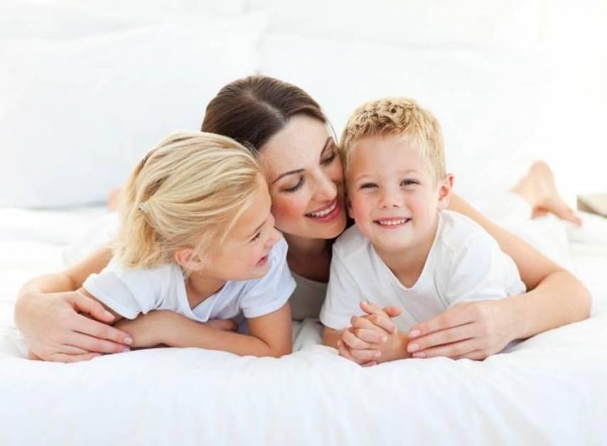 Привязанность: как укрепить связь с ребенком