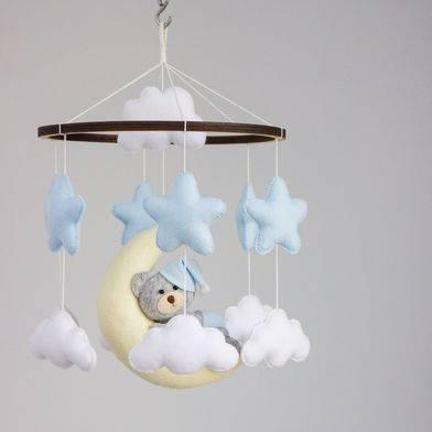 Мобиль на кроватку для новорожденных: рейтинг лучших моделей по отзывам владельцев