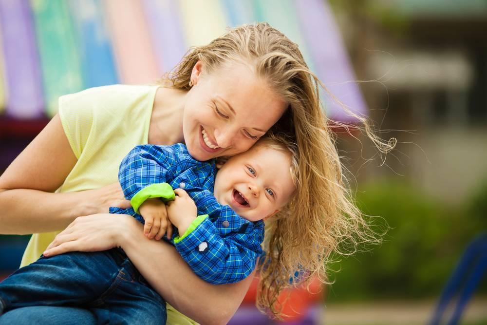 Как выразить ребенку свою любовь