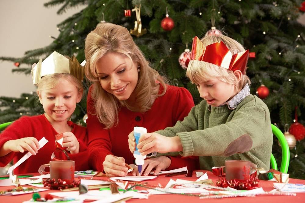 обычаи и традиции нового года в россии детям: семейные, народные, интересные