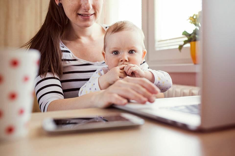 Как работать дома, если у вас маленькие дети. 10 советов от опытных родителей-фрилансеров | православие и мир