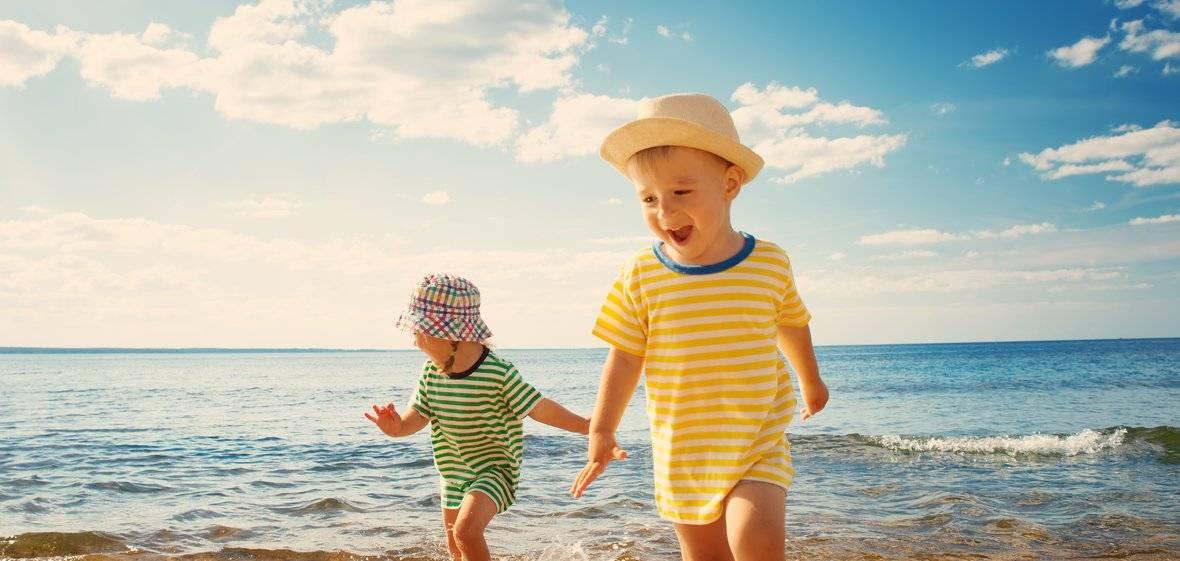 Что взять с собой на море | список вещей для всей семьи
