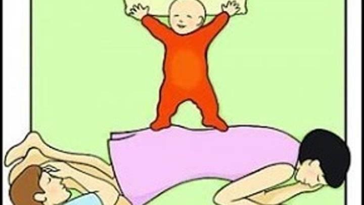 Совместный сон с ребенком: да или нет?
