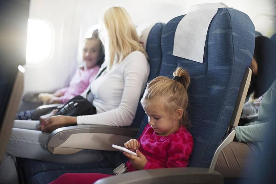 Правила перевозки детей в авиакомпании аэрофлот