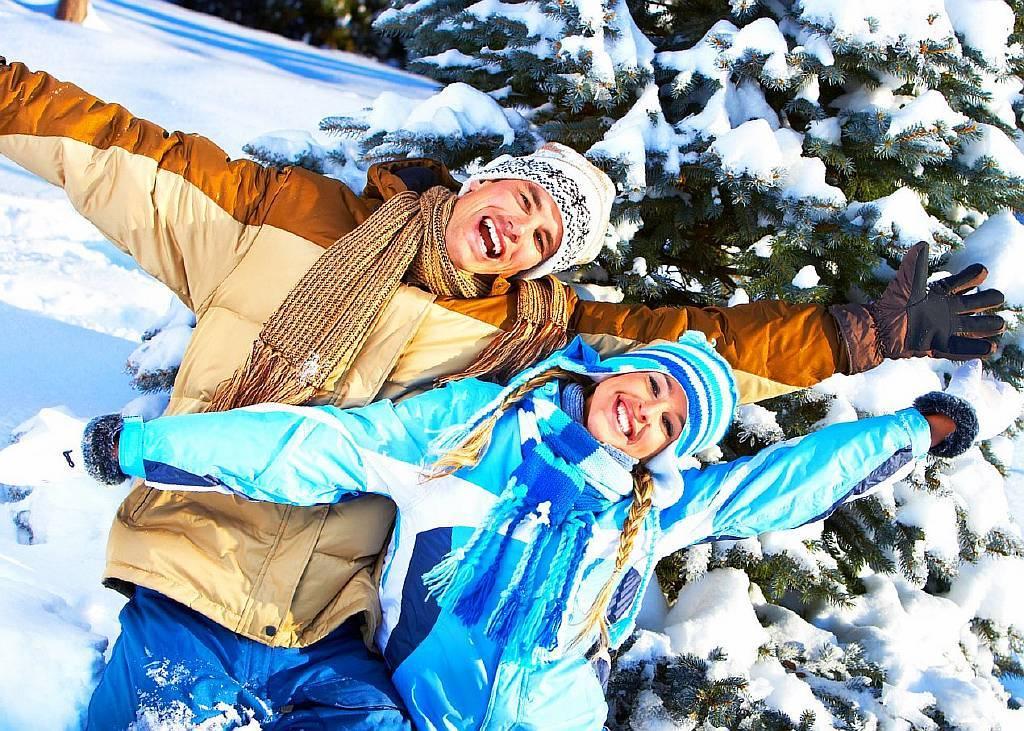 Как интересно провести новогодние каникулы с детьми?