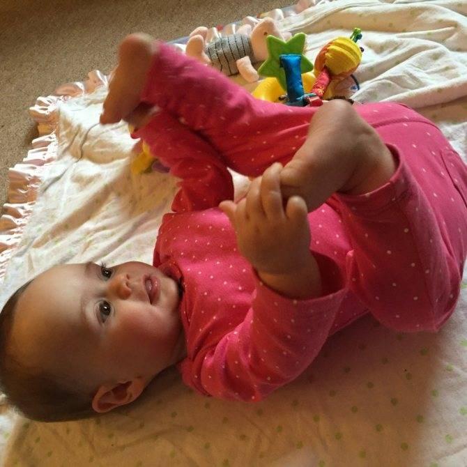 Развитие и умения грудничка в 10 месяцев ~ блог о детях