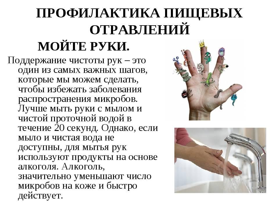 Пищевое отравление. симптомы, лечение, профилактика.!