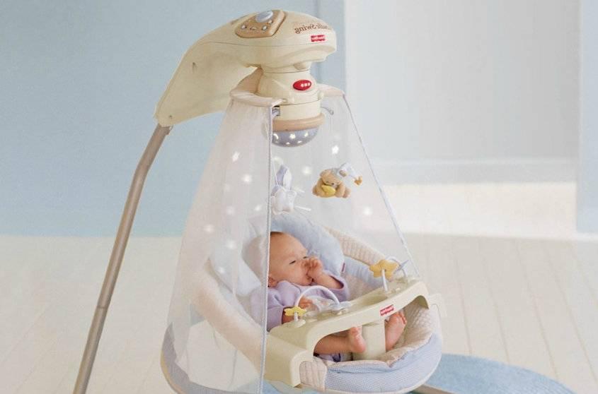 Лучшие шезлонги для новорожденных - рейтинг 2021