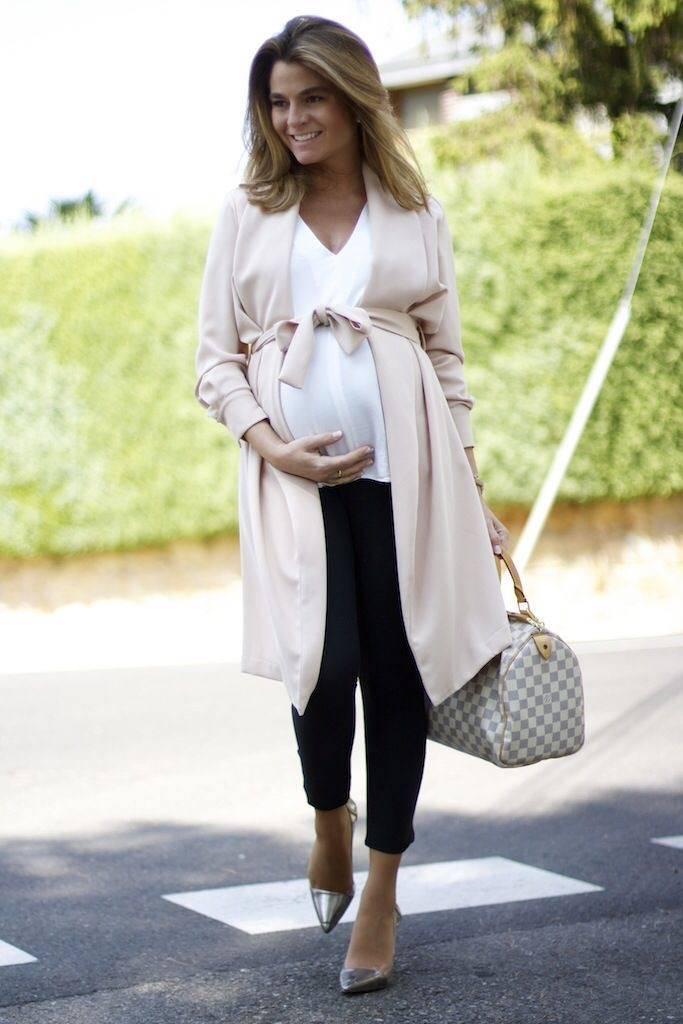 Какую одежду носить во время беременности: фото, как беременным выбирать предметы гардероба