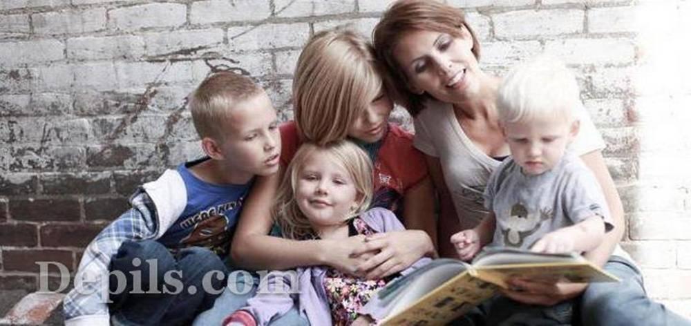 """""""живем в шоколаде"""". как многодетная мама из барановичей доказывает, что 18 детей - это не предел"""