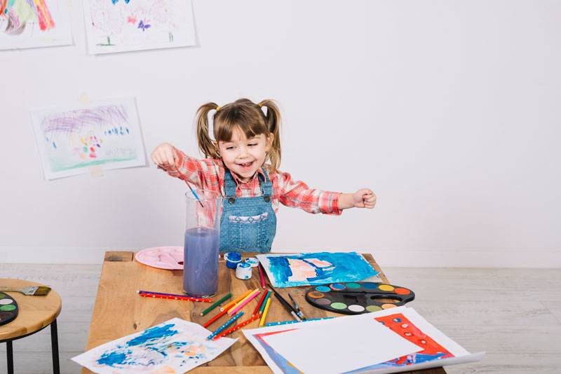 Психология рисунка ребенка: как малыш говорит с вами через каракули - психологический анализ в рисунке