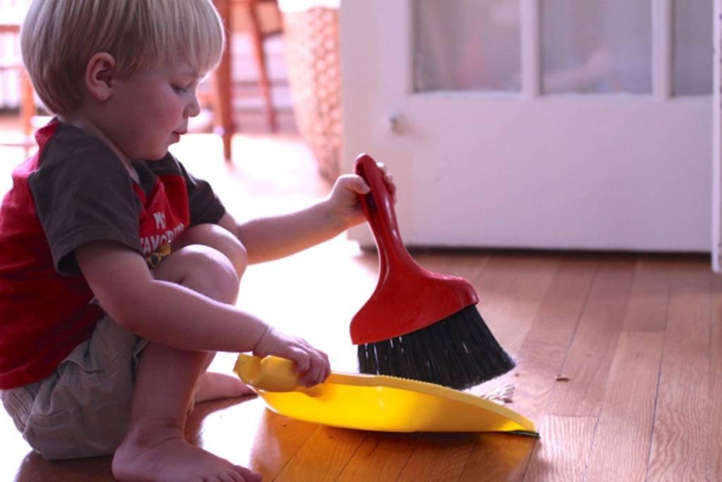 Чем можно увлечь двухлетнего малыша
