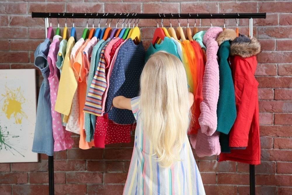 Как правильно подобрать одежду ребенку по размеру