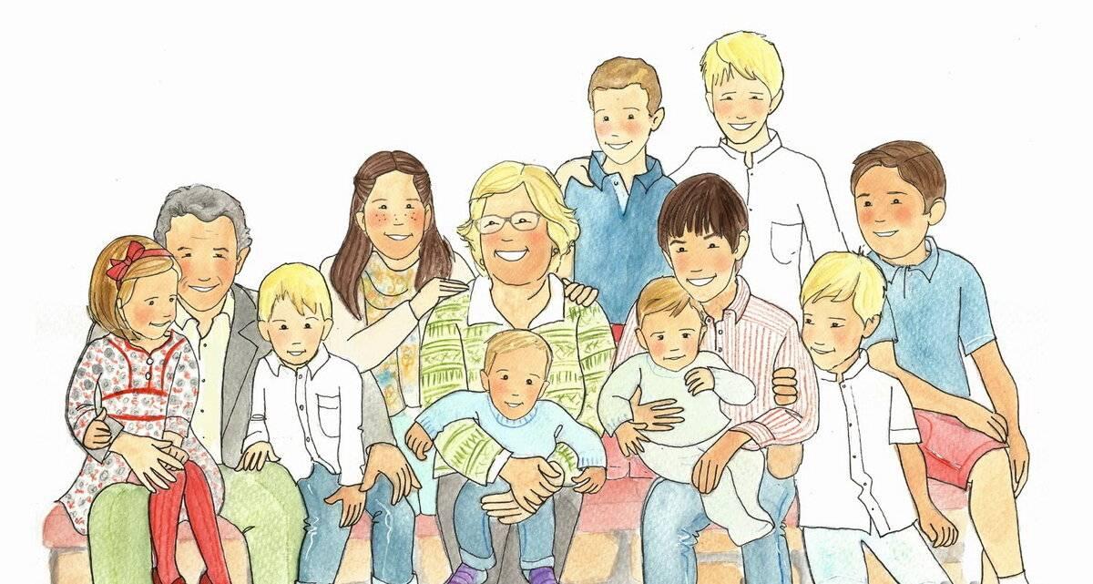 День многодетной семьи дата