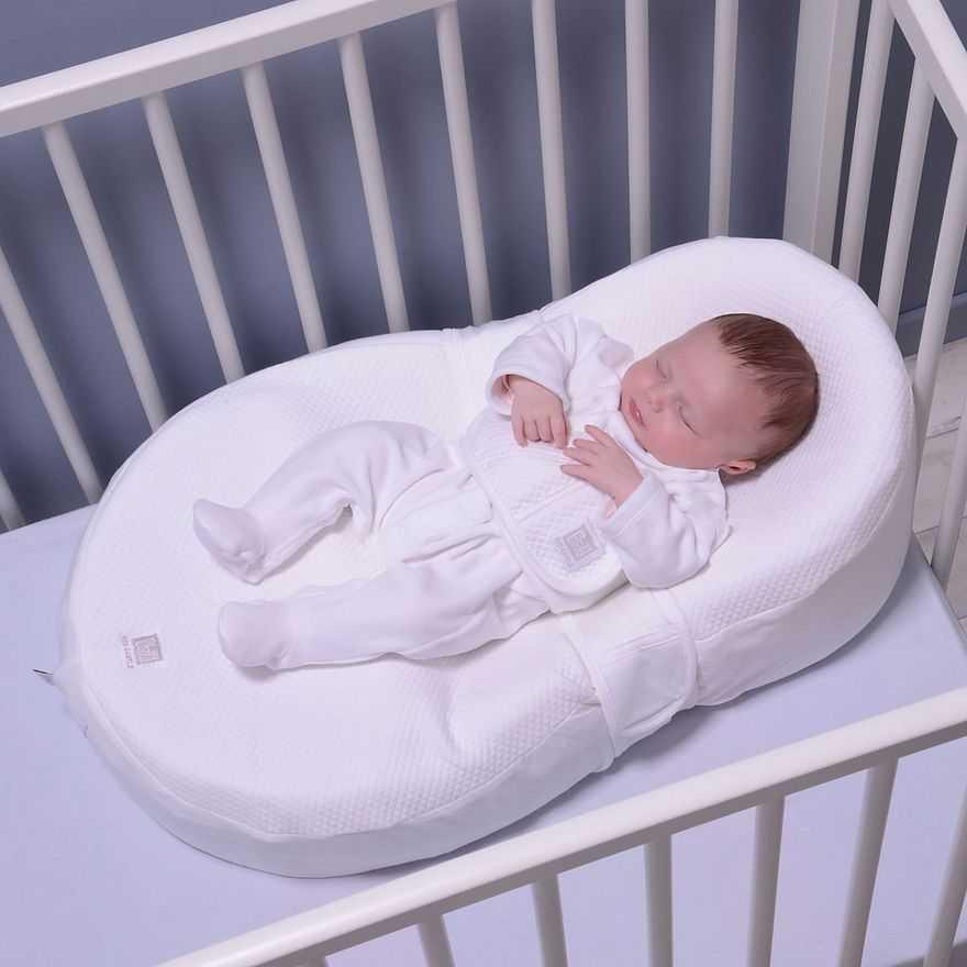 Матрас-кокон для новорожденных — подробный обзор