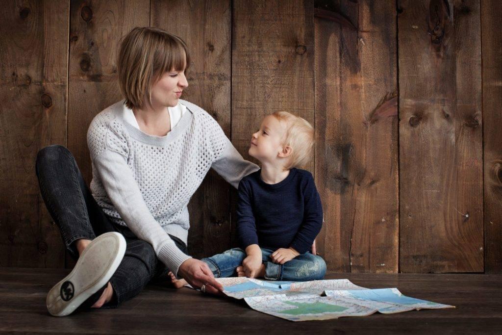 10 вещей для воспитания и развития детей, которые бы выкинула ваша мама - delfi