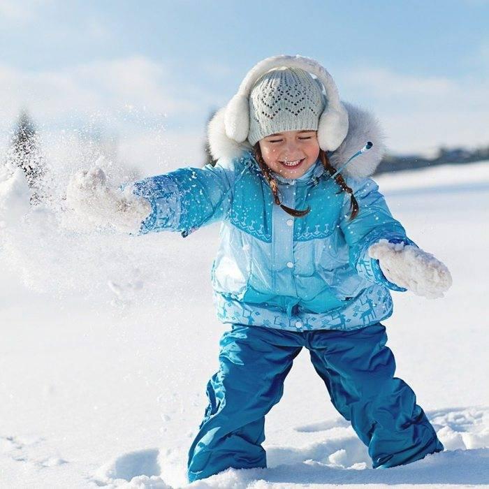 Одеваем новорожденного зимой на прогулку в мороз и при плюсовой температуре