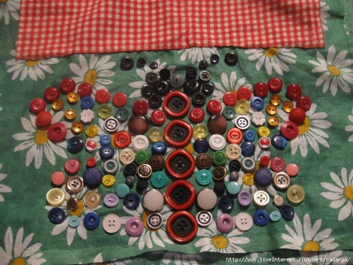 Детские массажные коврики своими руками | http://www.babyroomblog.ru/