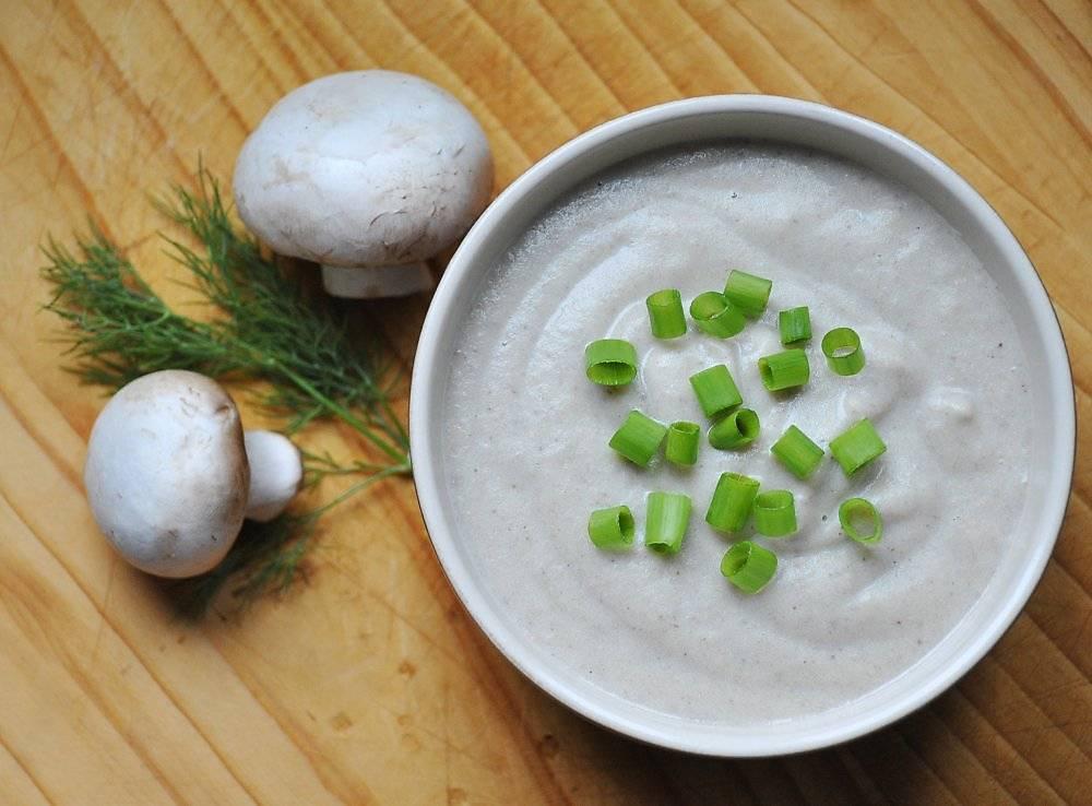 Можно ли давать грибной суп ребенку в 1 год