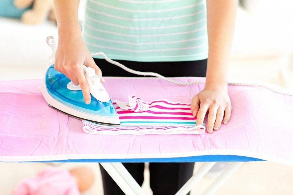 Как стирать и гладить детские пеленки: советы молодым мамам