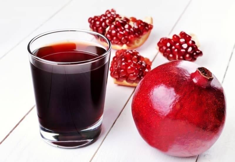 Можно ли пить гранатовый сок при беременности