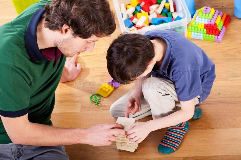 Игры для папы с ребенком