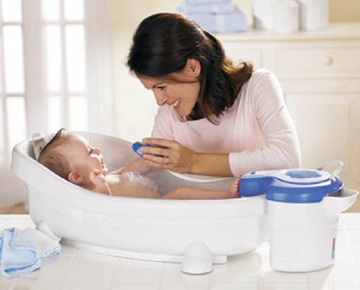Гигиена ребенка до 1 года — womanwiki - женская энциклопедия