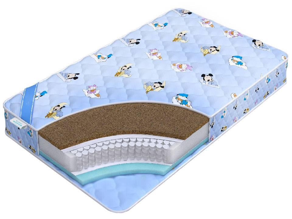 Какие матрасы лучше для новорожденных?