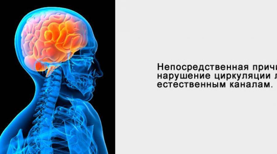 Что такое гидроцефалия? – медицинский центр «нейросонография»