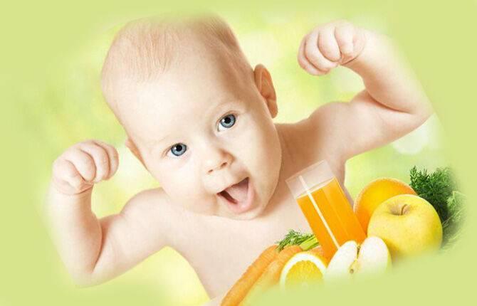 Укрепление иммунитета у детей: эффективные рецепты народной медицины