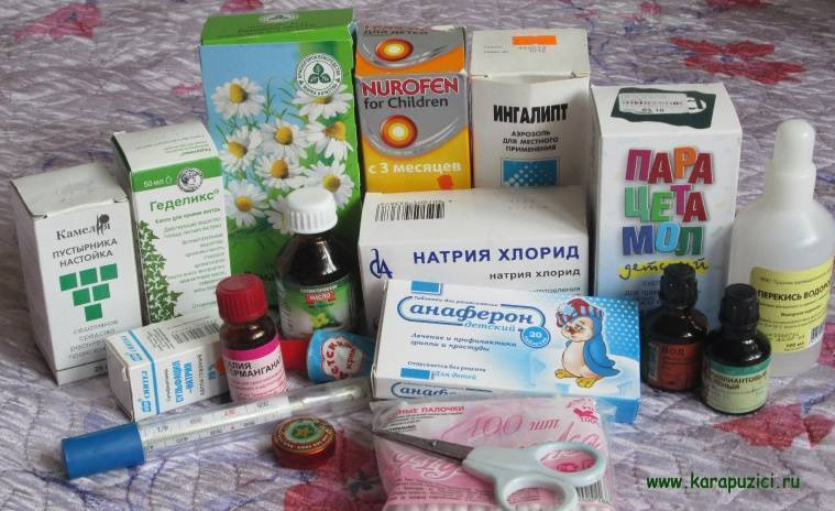 ➤ лекарства для новорожденных, что лучше
